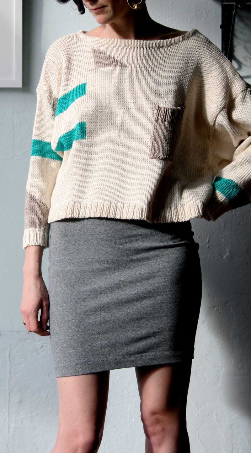 Eighties sweater 2